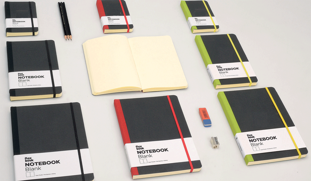 Flexbook Notebooks